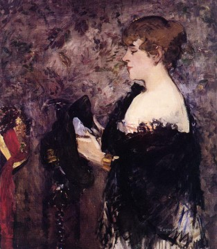 The Milliner Eduard Manet Oil Paintings