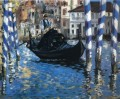 The grand canal of Venice Eduard Manet