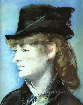 The model Eduard Manet Oil Paintings