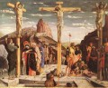 Crucifixion Renaissance painter Andrea Mantegna