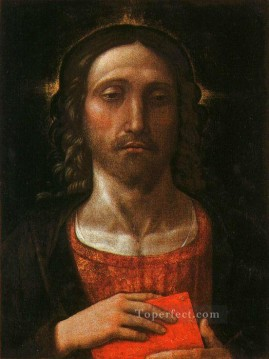 Christ Works - Christ the Redeemer Renaissance painter Andrea Mantegna