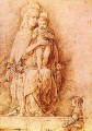 Madonna and child Renaissance painter Andrea Mantegna
