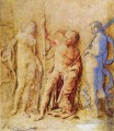 Mars and Venus Renaissance painter Andrea Mantegna