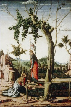 Noli me tangere Renaissance painter Andrea Mantegna Oil Paintings