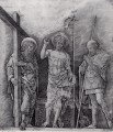 The Resurrection of Christ Renaissance painter Andrea Mantegna
