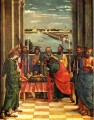 Death of the Virgin Renaissance painter Andrea Mantegna