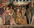 The Court of Mantua Renaissance painter Andrea Mantegna
