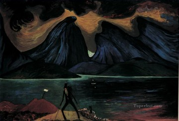 Artworks by 350 Famous Artists Painting - Le Chiffonnier Marianne von Werefkin