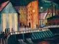 city views Marianne von Werefkin