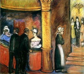 Artworks by 350 Famous Artists Painting - shop Marianne von Werefkin