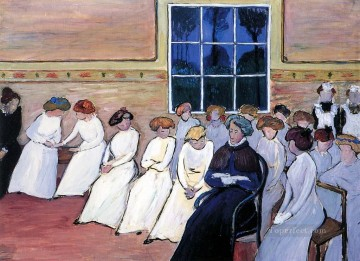 Artworks by 350 Famous Artists Painting - women Marianne von Werefkin