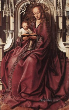 virgin and child Painting - Virgin and Child 2 Quentin Matsys