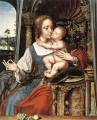 Virgin and Child Quentin Matsys