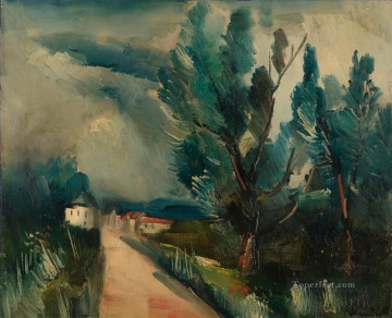 Artworks by 350 Famous Artists Painting - landscape 2 Maurice de Vlaminck