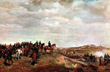 Campaign army Jean Louis Ernest Meissonier Oil Paintings