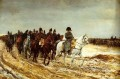 The French Campaign 1861 military Jean Louis Ernest Meissonier