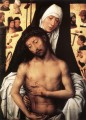 The Virgin Showing the Man of Sorrows 1475or 1479 Netherlandish Hans Memling
