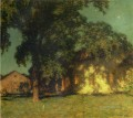 Summer Night No 2 scenery Willard Leroy Metcalf