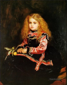 A Souvenir of Velasquez Pre Raphaelite John Everett Millais Oil Paintings
