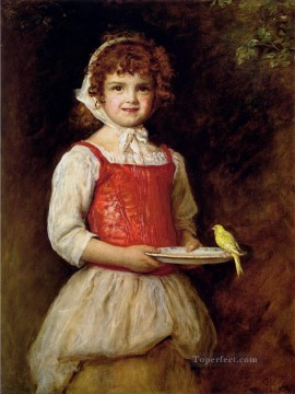 Merry Pre Raphaelite John Everett Millais Oil Paintings