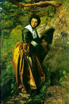 Royalist Pre Raphaelite John Everett Millais Oil Paintings