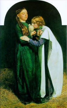 Return Art - Return of the Dove Pre Raphaelite John Everett Millais