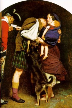 john painting - The Order of Release2 Pre Raphaelite John Everett Millais
