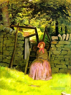millais Pre Raphaelite John Everett Millais Oil Paintings