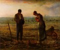 The Angelus ATC Barbizon naturalism realism farmers Jean Francois Millet