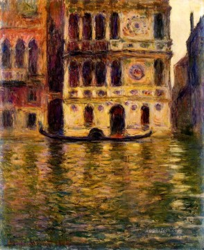 Palazzo Dario Claude Monet Oil Paintings