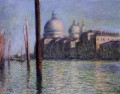 The Grand Canal IV Claude Monet