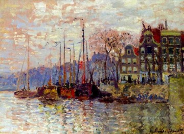 Amsterdam Claude Monet Oil Paintings