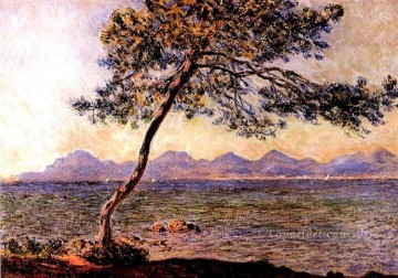 At Cap d Antibes Claude Monet Oil Paintings
