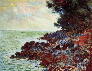 Cap Martin II Claude Monet Oil Paintings