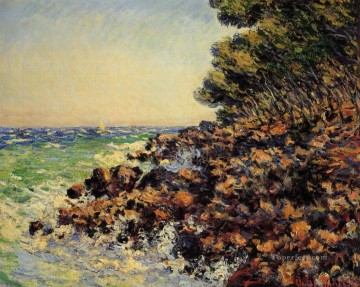 Cap Martin III Claude Monet Oil Paintings