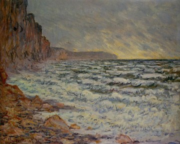 Fecamp by the Sea Claude Monet Oil Paintings