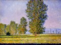 Landscape with Figures Giverny Claude Monet