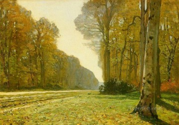Le Pave de Chailly Claude Monet Oil Paintings