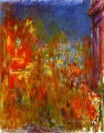 Leicester Square at Night Claude Monet