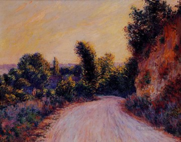 Path Claude Monet Oil Paintings