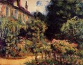 The Artist s House at Giverny Claude Monet