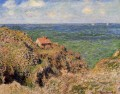 The Gorge at Varengeville Claude Monet
