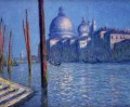 The Grand Canal Claude Monet