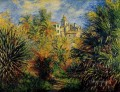 The Moreno Garden at Bordighera II Claude Monet