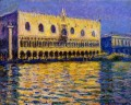 The Palazzo Ducale II Claude Monet