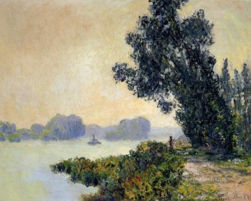 The Towpath at Granval Claude Monet Oil Paintings