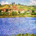 Vetheuil Afternoon Claude Monet