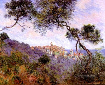 Bordighera Italy Claude Monet Oil Paintings