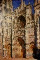 Rouen Cathedral Claude Monet