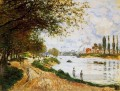 The Isle La Grande Jatte Claude Monet